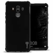 For Huawei Mate 10 Pro TPU Case Black Thin Slim Protective Phone Cover