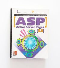 Libro / Manual de Informática ASP Active Server Pages 3.0 (Español) (McGrawHill)