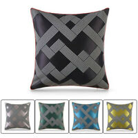 Geometric Cube Throw Pillow Case Cushion Cover Home Sofa Bed Car Room Decor