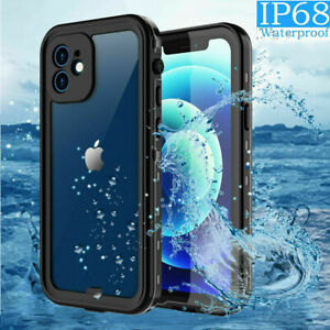360° Full Waterproof Shockproof Case Cover For iPhone 13 12 11 Pro X XR XS Max