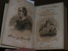 1850 VINTAGE OLIVER GOLDSMITH A BIOGRAPHY WASHINGTON IRVING EARLY EDITION