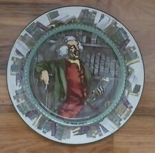 "Royal Doulton Profession Plate - The Bookworm - 10 3/4"" dia - no damage - Rare"