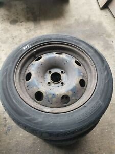 Peugeot 5008 Spare Wheel And Tyre 215/55/16