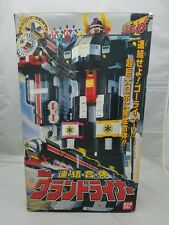 BANDAI Power Rangers GoGo Five DX GRAND LINER Megazord