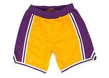 Мужские Mitchell & Ness Los Angeles Lakers Throwback 1996-97 аутентичные профессионально шорты