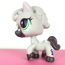 Authentic Littlest Petshop 1820 Pony Horse / LPS Cheval Poney Original Pet Shop