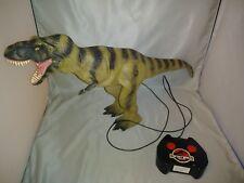 Toy Biz 1997 Jurassic Park Lost World Remote Control Tyrannosaurus Rex T-Rex~