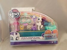 My Little Pony On-the-Go Rarity Large Set new MLP