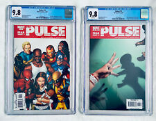 PULSE #11 + #13 (2005) CGC 9.8 x2 - 1st DANIELLE CAGE - THOR - Old Man Logan