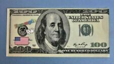 US toy money banknote 100 Dollars