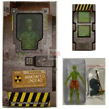 "IRRADIATED ZOMBIE SERIES Z Boss Fight Studio VITRUVIAN HACKS 4"" IN STOCK 2020"