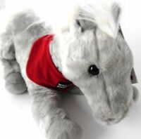 "SHAMROCK Wells Fargo Legendary 14"" Plush Pony Horse with Red Bandanna 2013"