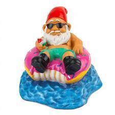 Big Mouth Toys the Donut Worry BE Happy Nain de Jardin Nouveauté Extérieur