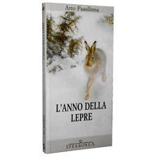 ARTO PAASILINNA – L'ANNO DELLA LEPRE – IPERBOREA - 9788870910407