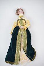 """Original Susan Dunham #34 Doll - Queen of Scots - 24"""""""