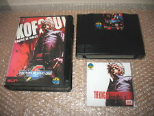 KING OF FIGHTERS 2001 NEO GEO HOME CART AES IMPORT JAP!
