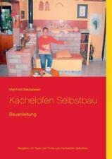 Betzwieser Manfred-Ger-Kachelofen Selbstbau BOOK NEW