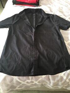 Mens Boho Shirt L