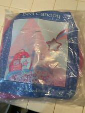 Bed Canopy in bag Bright Pink