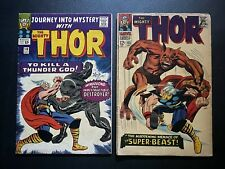Journey into Mystery 118 1st Destroyer Mid Thor 135 2nd High Evolutionary Low