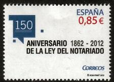 SPAIN MNH 2012 SG4701 NOSTARIES ACT