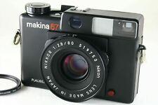 [B V.Good] PLAUBEL Makina 67 Medium Format Camera w/NIKKOR 80mm f/2.8 Lens 6087