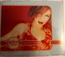 GlORIA ESTEFAN:NO ME DEJES DE QUERER CD SINGOLO SIGILLATO