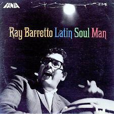 LATIN SOUL MAN: RAY BARRETTO (Fania Records) NEW CD