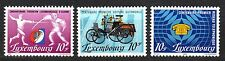 Luxembourg - 1985 Events of the year Mi. 1121-23 MNH