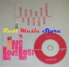 CD THE RIFLES No love lost 2006 eu RED INK 82876859722 no lp mc dvd vhs (CS62)