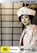 An Autumn Afternoon (DVD, 2006, 2-Disc Set, Directors Suite) - Region 4