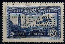TIMBRE FRANCE POSTE Aérienne 1930 n°6c Oblitéré Cote 450€  SUPERBE