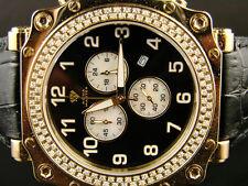 Aqua Master Jojo Joe Rodeo Kc Diamond Watch 1.25 Ct