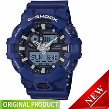 GA700-2A CASIO G-SHOCK  BLUE ANA-DIGI XL MEN'S WATCH