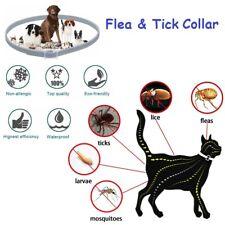 Pet Flea Tick Collar Kill fleas Prevent Ticks 8 Months Protection for Dogs Cats