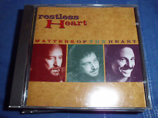 RESTLESS HEART Matters Of The Heart Country CD 10 Tracks RAR+TOP!!!