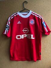 Bayern Munich Home football shirt 2000 - 2001 #19 Jancker Size XS