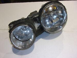 Jaguar S-Type 2000 to 2008 Left Halogen Headlight  XR855195 or 4R8313006AB