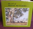 The ART of Frank MUTSAERS -2nd Australian landscapes Victoria Yarra Signed ??