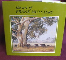 The ART of Frank MUTSAERS - 2nd  Aust'n Landscapes Victoria Yarra Signed in MELB