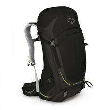 Zaino Trekking Escursionismo Outdoor OSPREY STRATOS 50 Litri col.Black M/L