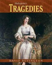 Shakespeare's Tragedies (Bevington Shakespeare Series)-ExLibrary