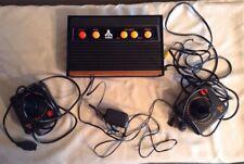 2005 Atari Flashback 2 Classic Game Console - 40 Built In Games w/ Original Box