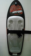 kneeboard  velocity,missile c/w tow hook,brand new 2017 + rope/handle