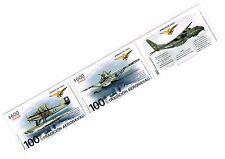 Chile 2016 #2572-2573 100 años de Tradicion Aero Naval - Planes MNH
