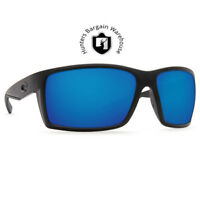 Costa Del Mar RFT01OBMGLP Reefton Polarized Blackout Blue Mirror 580G Sunglasses
