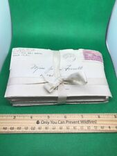 32 Un-Searched  Unread Letters From Soldier Dated 1954.,-Very Unique