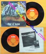 LP 45 7'' CARLOS SANTANA Flor d'luna Trancedance 1977 italy CBS no cd mc dvd*