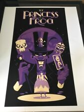 Authentic Disney The Princess And The Frog Poster Limited Edition Unframed
