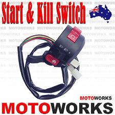 Kill Start Light Choke Switch Housing 110cc 125cc PIT Quad Dirt Bike ATV Buggy